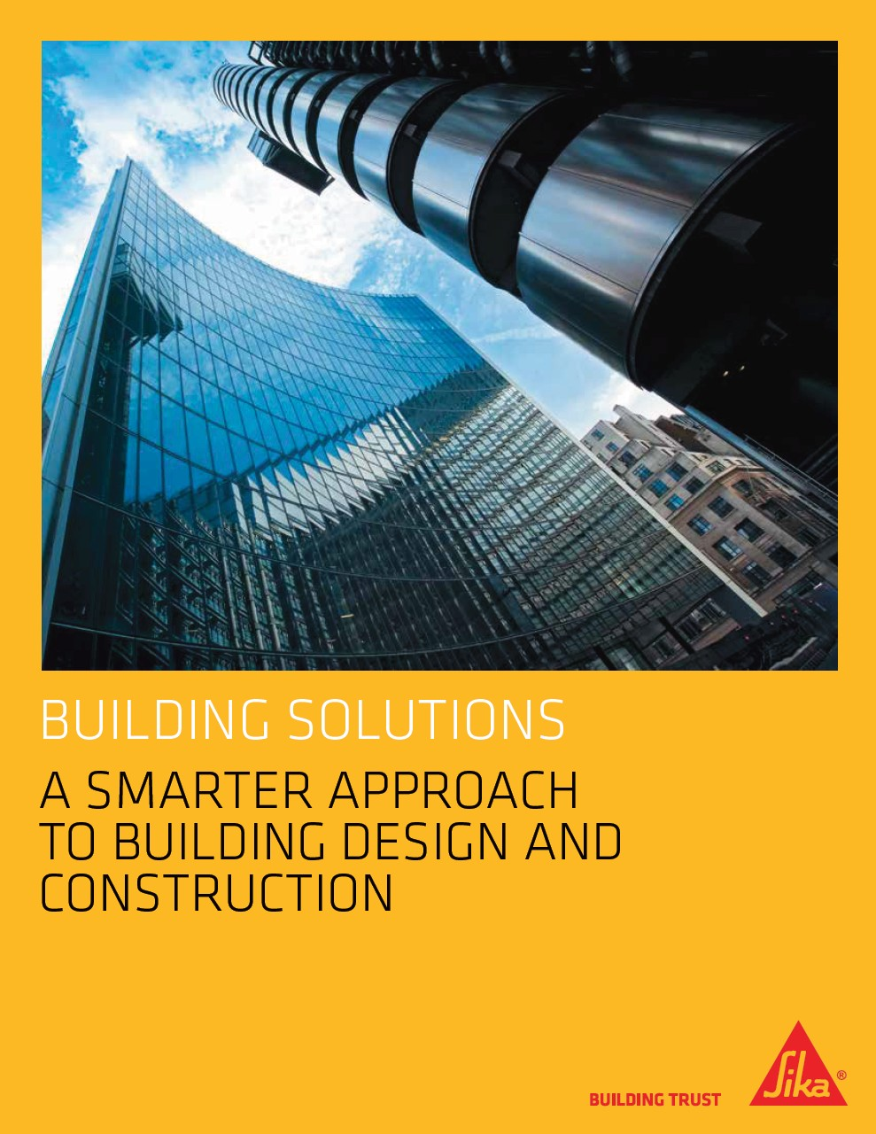 Download our Building Solutions Brochure!