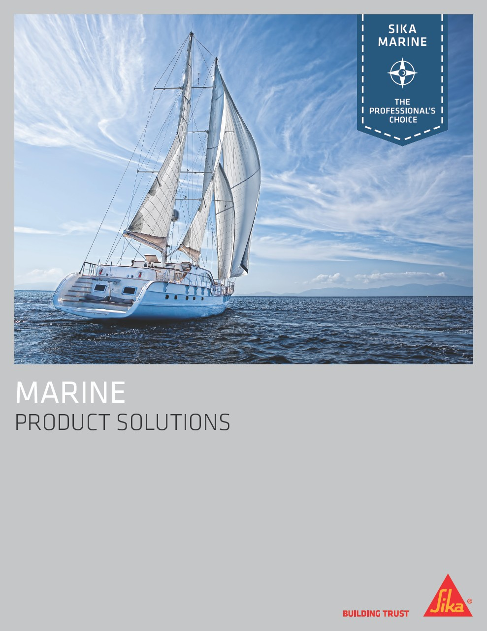 Marine Product Solutions