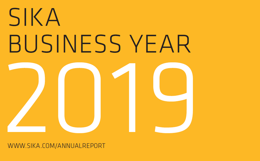 Sika Business Year